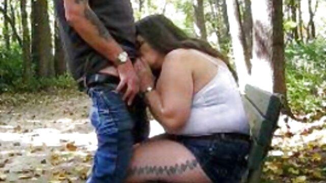 Pornografia sem registo  Prisioneiro da porno com mulher gordinha paixão