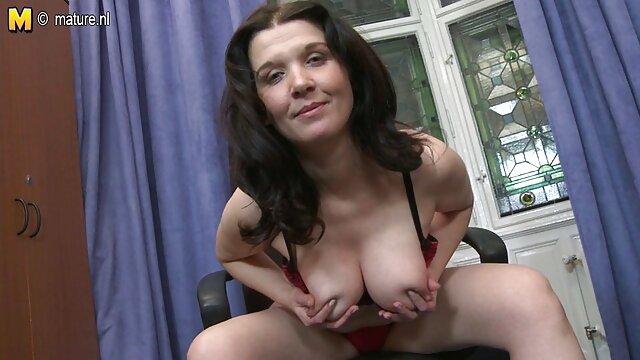 Pornografia sem registo  Asshole Rose Red Tyrell - sexo áspero vídeo pornô da mulher mais gorda do mundo e profundo em corda bondage com BDSM fun